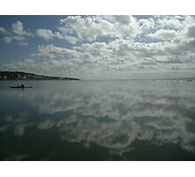 Reflections On The Lake Photographic Print