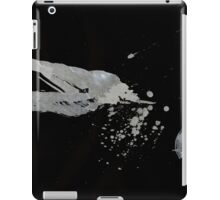 0051 - Brush and Ink - Disintegration iPad Case/Skin