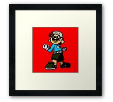 The Aquabats  Framed Print