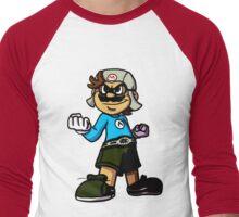 The Aquabats  Men's Baseball ¾ T-Shirt