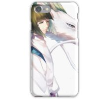Haku the Dragon  iPhone Case/Skin