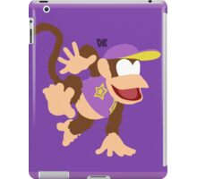 Diddy Kong (Purple) - Super Smash Bros. iPad Case/Skin