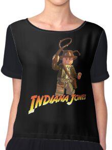Indiana Jones - Lego version Chiffon Top