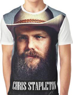 Chris Stapleton Graphic T-Shirt