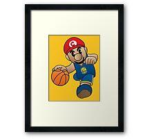 Mario Curry Framed Print