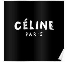 Celine paris Poster