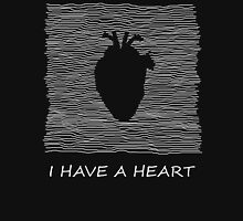 I have a heart Women's Fitted Scoop T-Shirt