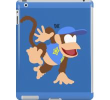 Diddy Kong (Blue) - Super Smash Bros. iPad Case/Skin