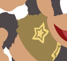 Diddy Kong (Brown) - Super Smash Bros. Sticker