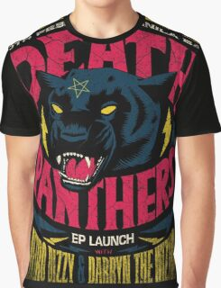 Death Panther Graphic T-Shirt