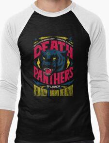 Death Panther Men's Baseball ¾ T-Shirt