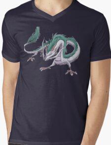 Dragon Haku  Mens V-Neck T-Shirt
