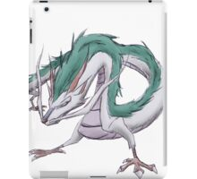 Dragon Haku  iPad Case/Skin