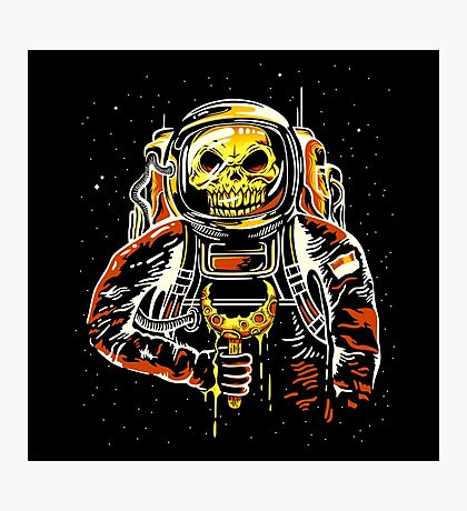 Death at the Space Photographic Print