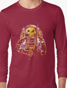 Death at the Space Long Sleeve T-Shirt