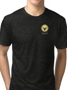 Gold Squadron - Off-Duty Series Tri-blend T-Shirt