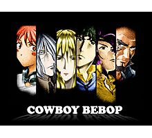 Cowboy Bebop  Photographic Print