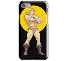 He - Man iPhone Case/Skin