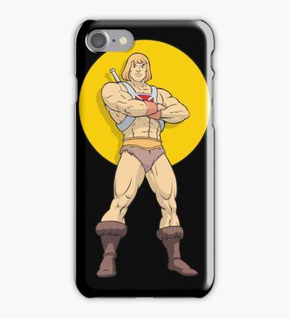 He - Man iPhone Case/Skin