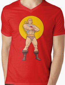He - Man Mens V-Neck T-Shirt
