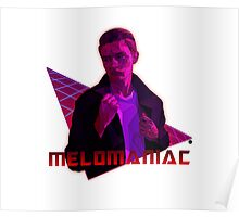 Melomaniac w/out Background Poster