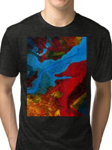 2016_GITCHADK_MALERI_PRINT_1_12 Tri-blend T-Shirt