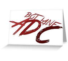 ADC Greeting Card