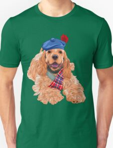 American Cocker Spaniel  T-Shirt