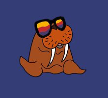 Hilarious Cool Walrus in Sunglasses  Unisex T-Shirt