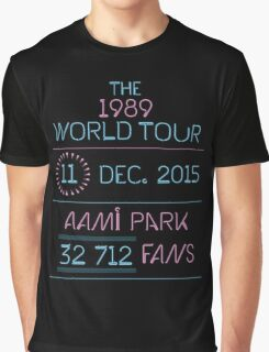 11th December - AAMI Park Graphic T-Shirt