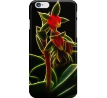 Wild Fractal Buds Of Chaos iPhone Case/Skin