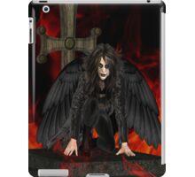 Dark Angel .. the vampires reaper iPad Case/Skin