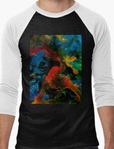 2013_GITCHADK_MALERI_PRINT_1_17 Men's Baseball ¾ T-Shirt