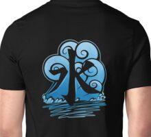 Water Tribe Symbol V3 Transparent Unisex T-Shirt