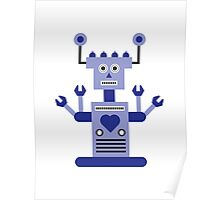a humanoid 2 Poster