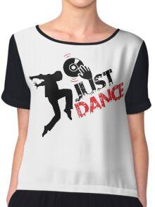 JUST DANCE Chiffon Top