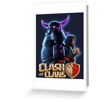 Pekka & Wizard Greeting Card