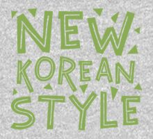 NEW KOREAN STYLE One Piece - Long Sleeve