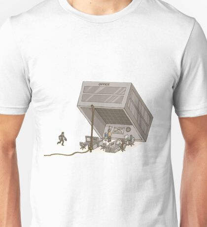 office is a trap   Unisex T-Shirt