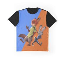 Zootopia Graphic T-Shirt