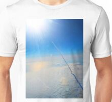 Large Endeavour's Final Voyage To Space, galaxy, world, flight, Print Poster Art Unisex T-Shirt