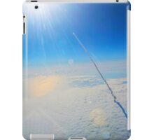 Large Endeavour's Final Voyage To Space, galaxy, world, flight, Print Poster Art iPad Case/Skin