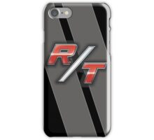 R/T Charcoal iPhone Case/Skin