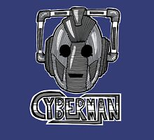 Cyberman Doodle Unisex T-Shirt