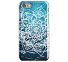 UNDERWATER MINDFULNESS iPhone Case/Skin