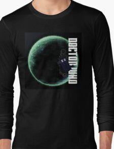 Doctor Who Slogan 2 Long Sleeve T-Shirt