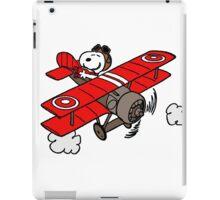 red baron iPad Case/Skin
