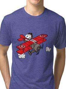 red baron Tri-blend T-Shirt
