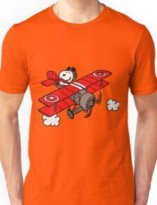 red baron Unisex T-Shirt