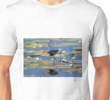 Tripping The Lillypads Unisex T-Shirt